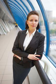 Free Modern Professional Businesswoman Royalty Free Stock Photo - 9667395