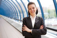 Free Modern Professional Businesswoman Royalty Free Stock Images - 9667399