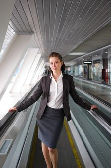 Free Modern Professional Businesswoman Stock Images - 9667404