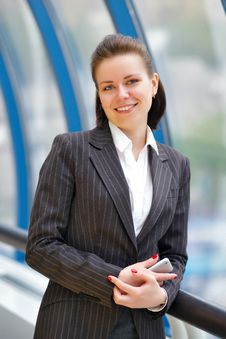 Free Modern Professional Businesswoman Royalty Free Stock Photography - 9667417