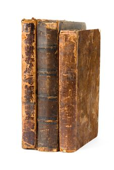 Free Old Books Royalty Free Stock Image - 9667516