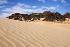 Free Dunes Stock Photos - 9667603