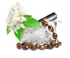 Free Cosmetics Bag Stock Photo - 9667780