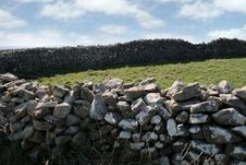 Free Old Stone Walls Stock Photos - 9667793