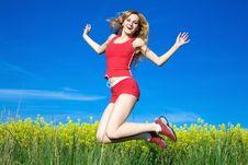 Free Athletics Stock Photography - 9669312
