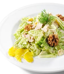 Free Salad Stock Images - 9669414