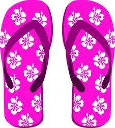 Free Footwear, Pink, Shoe, Flip Flops Stock Photography - 96667122
