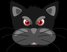 Free Cat, Black, Black Cat, Mammal Royalty Free Stock Photos - 96675378