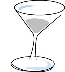 Free Martini Glass, Tableware, Drinkware, Champagne Stemware Royalty Free Stock Photo - 96675605
