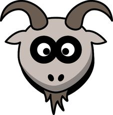 Free Head, Horn, Black And White, Snout Stock Photo - 96679490