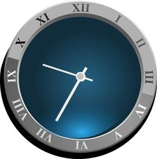 Free Clock, Product Design, Circle, Product Royalty Free Stock Photography - 96679967