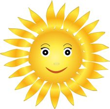 Free Yellow, Smile, Emoticon, Flower Stock Images - 96688204