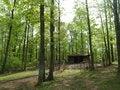 Free Barn In Field Stock Photo - 9674100