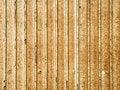 Free Corrugated Metal Sheet. Stock Image - 9675461