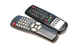 Free Remote Controls Royalty Free Stock Image - 9671156