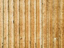 Free Corrugated Metal Sheet. Stock Image - 9675461