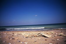Free Beach View Stock Images - 9675604