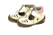 Free Baby First Sandals Stock Image - 9675731