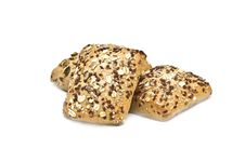 Healthy Bread With Seeds On Stock Photography