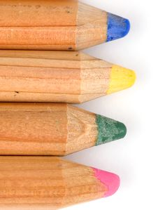 Free Colorful Pencils Stock Images - 9675964