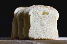 Free Bread Slices Stock Image - 9676111