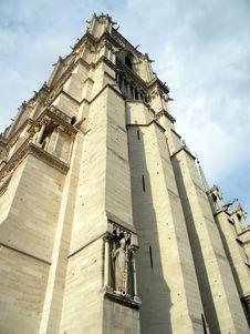 Free Notre Dame De Paris Stock Images - 9677674