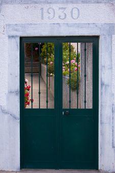 Free Old Door Stock Photo - 9678560