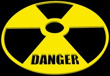 Free Radiation Danger A Stock Photos - 9679163