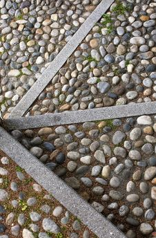 Free Wide Pebbled Stock Photography - 9679942