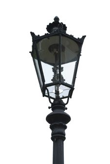 Free Old Street Lamp Stock Images - 9679974