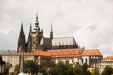 Free Prague Cathedral Royalty Free Stock Image - 9679976