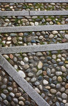 Free Wide Pebbled Royalty Free Stock Photo - 9679995