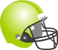 Free Helmet, Green, Yellow, Protective Equipment In Gridiron Football Royalty Free Stock Photography - 96730927