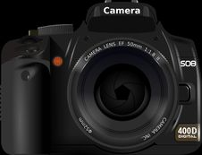 Free Digital Camera, Camera, Cameras & Optics, Single Lens Reflex Camera Royalty Free Stock Image - 96736846