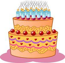 Free Cake, Pasteles, Cake Decorating, Cuisine Stock Image - 96740071
