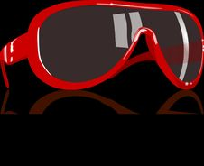 Free Eyewear, Red, Glasses, Vision Care Royalty Free Stock Photos - 96751268