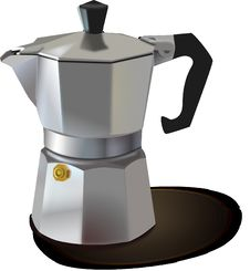 Free Small Appliance, Kettle, Tableware, Coffeemaker Royalty Free Stock Image - 96754936