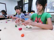 Free Children`s Workshop Stock Photos - 96793023