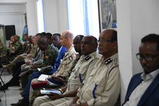 Free 2017_07_24_Joint_AMISOM_FGS_Conference-4 Royalty Free Stock Photography - 96793047