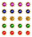 Free Badge Royalty Free Stock Image - 9682776