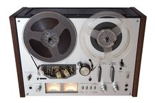 Free Vintage Analog Recorder Stock Photos - 9680093