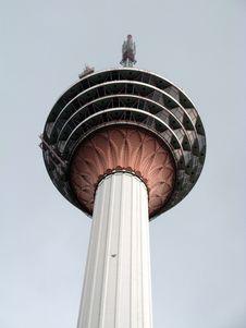 Kuala Lumpur Tower, Malaysia Royalty Free Stock Photo