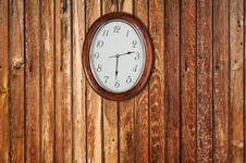 Free Wall Clock Royalty Free Stock Photos - 9680378