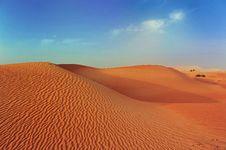 Free Dunes Stock Image - 9681121