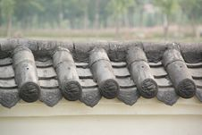 Free Chinese Traditional Construction Royalty Free Stock Image - 9681796