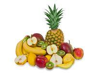 Free Fruits Royalty Free Stock Photo - 9682945