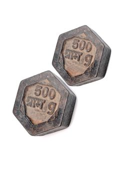 Free Measuring Weights Stock Photo - 9683360