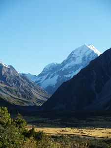 Free Mount Cook Stock Images - 9683404