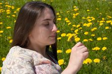 Free Scent Of Spring Stock Photo - 9684340