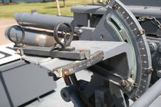 Free Sight For The 81Mm Mortar Weapon Stock Photos - 9684883